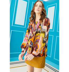 Marie Oliver Marie Oliver Wynter Blouse