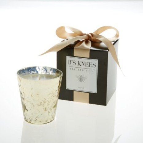 B's Knees Fragrance Co. B's Knees Earth Black Box Candle