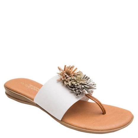 5a698ebef Andre Assous Novalee Elastic Sandal - CK Collection