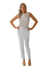 Peace of Cloth Peace of Cloth Jasmine Pant Blossom Twill
