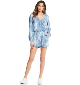 Fifteen Twenty Fifteen Twenty Long Sleeve Romper
