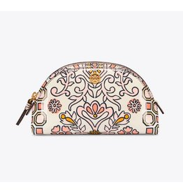 Tory Burch Tory Burch Hicks Garden Party Small Makeup Bag