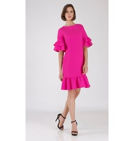 Bigio Bigio Ruffle Dress