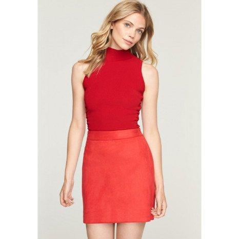 Milly Milly Modern Mini Skirt