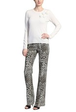 Badgley Mischka Badgley Mischka Leopard Pant