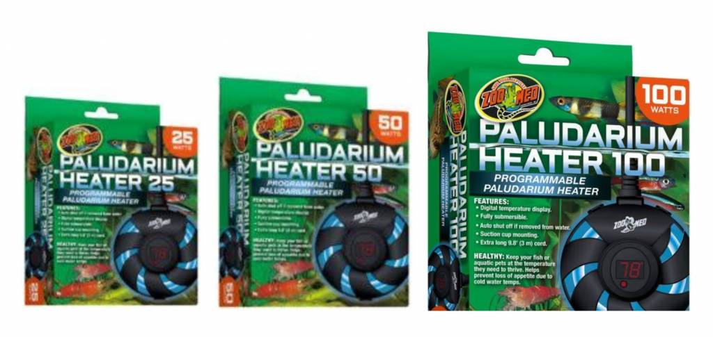 Zoomed Chauffage de paludarium - Paludarium Heater