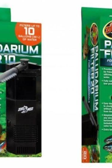 Zoomed Filtre pour paludarium - Paludarium filter