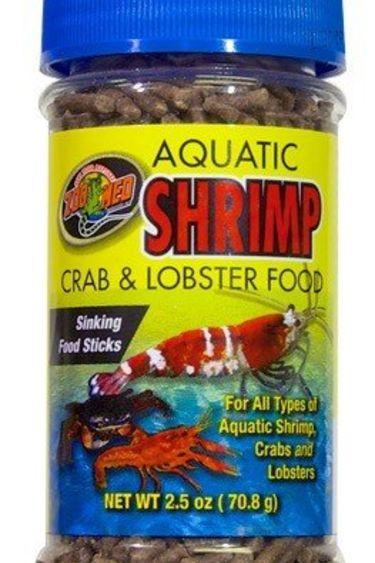 Zoomed Nourriture pour crevette, crabe et homard 57 gr.