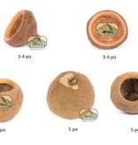 NewCal Pets Cosse de singe - Monkey pod