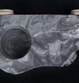 C3 Ledges Plateforme magnétique pour gecko à 1 contenant 0.5 oz - Magnetic gecko ledge single cup