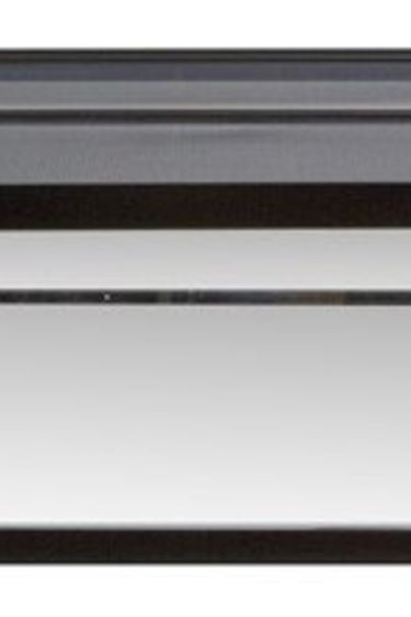 """Zoomed Terrarium avec couvercle """"Low boy"""" (49x24x10)"""