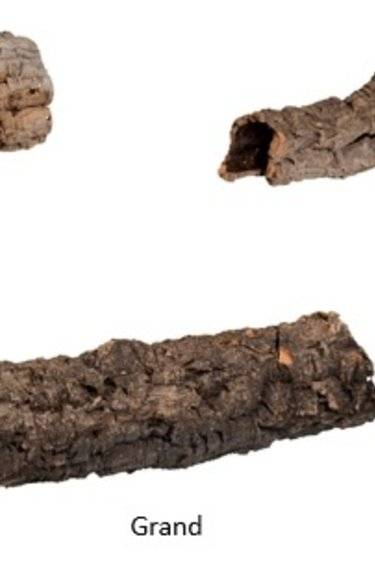 Jurassic Reptile Tube d'écorce - Cork bark tube