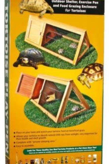 """Zoomed Aire de jeu pour tortue terrestre 19""""x16""""x39"""""""