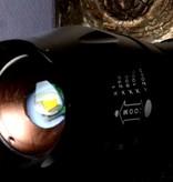 Magazoo Lampe de poche haute puissance - High Power Heavy Duty Flash Light- Excellent For Candling Eggs