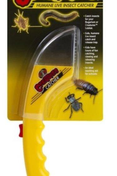 Zoomed Capteur d'insectes vivants sans cruauté - Humane Live Insect Catcher