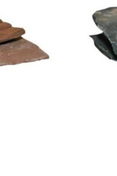 Roche ardoise  Slate Rock Feller Stone
