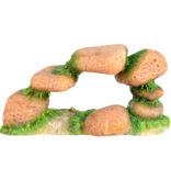 Treasures underwater Arche de roches rondes - Round Rock - Arch