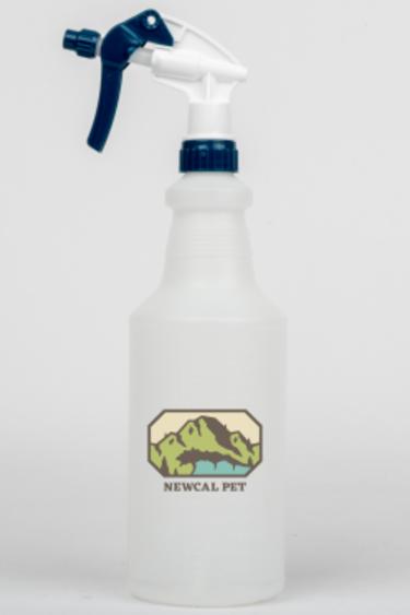 NewCal Pets Bouteille de pulvérisation à la main - Hand spray bottle