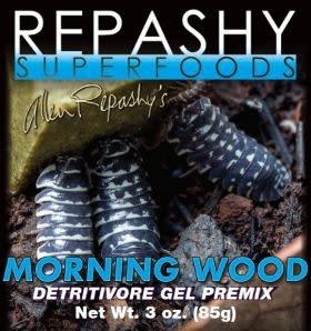 Repashy Nourriture Isopode/ Monnig Wood