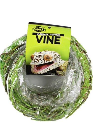 Pangea Vigne pour reptiles avec branche verte  - Ultimate Reptile Vine with Branches - Green