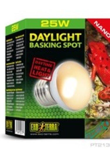 Exoterra Ampoule à lumière du jour 25W Nano - Basking Spot 25 watt Nano