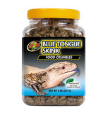 Zoomed Nourriture émiettée pour scinque à langue bleue 8 oz - Blue Tongue Skink Food Crumbles