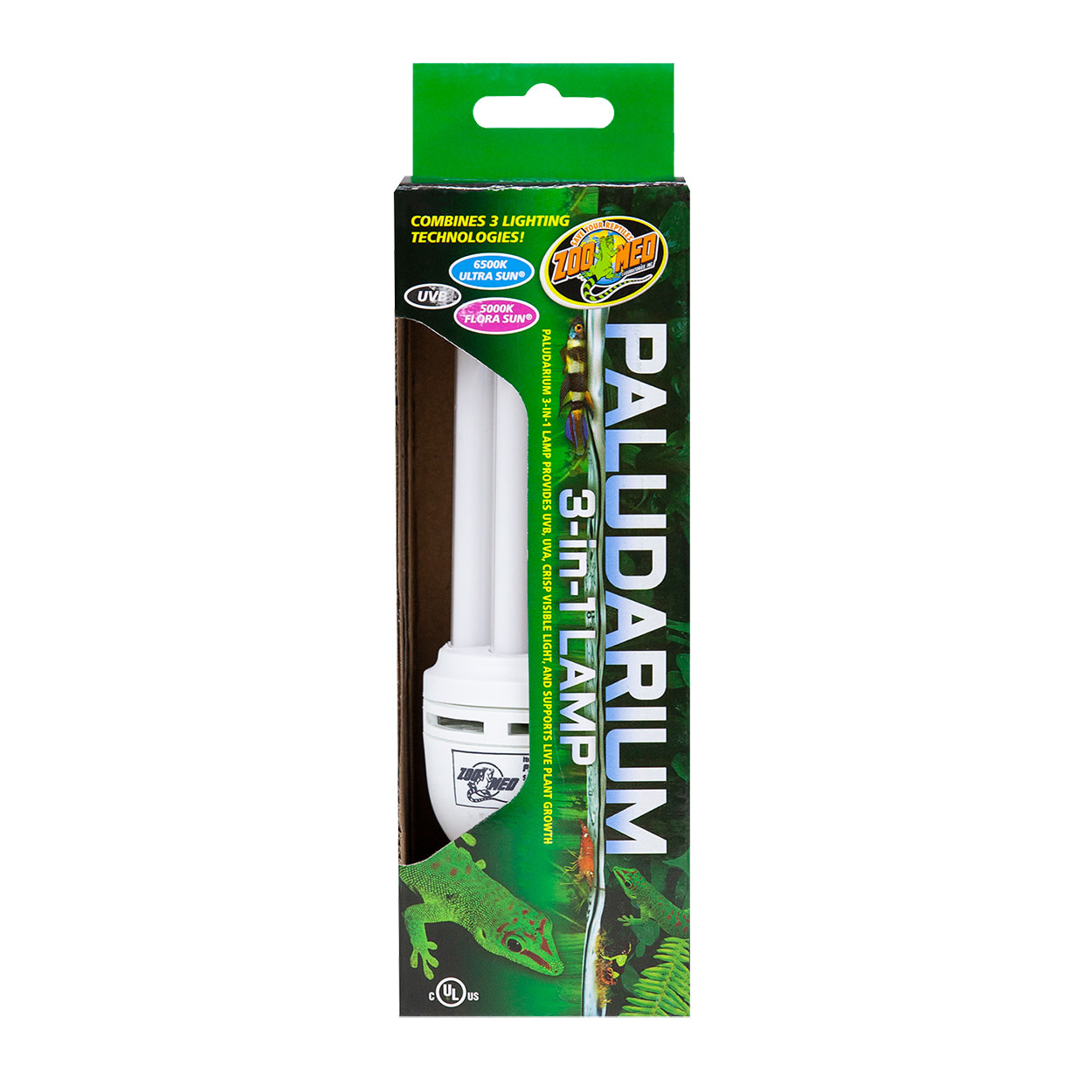 Zoomed Paludarium 3-in-1 Lamp - 26 W