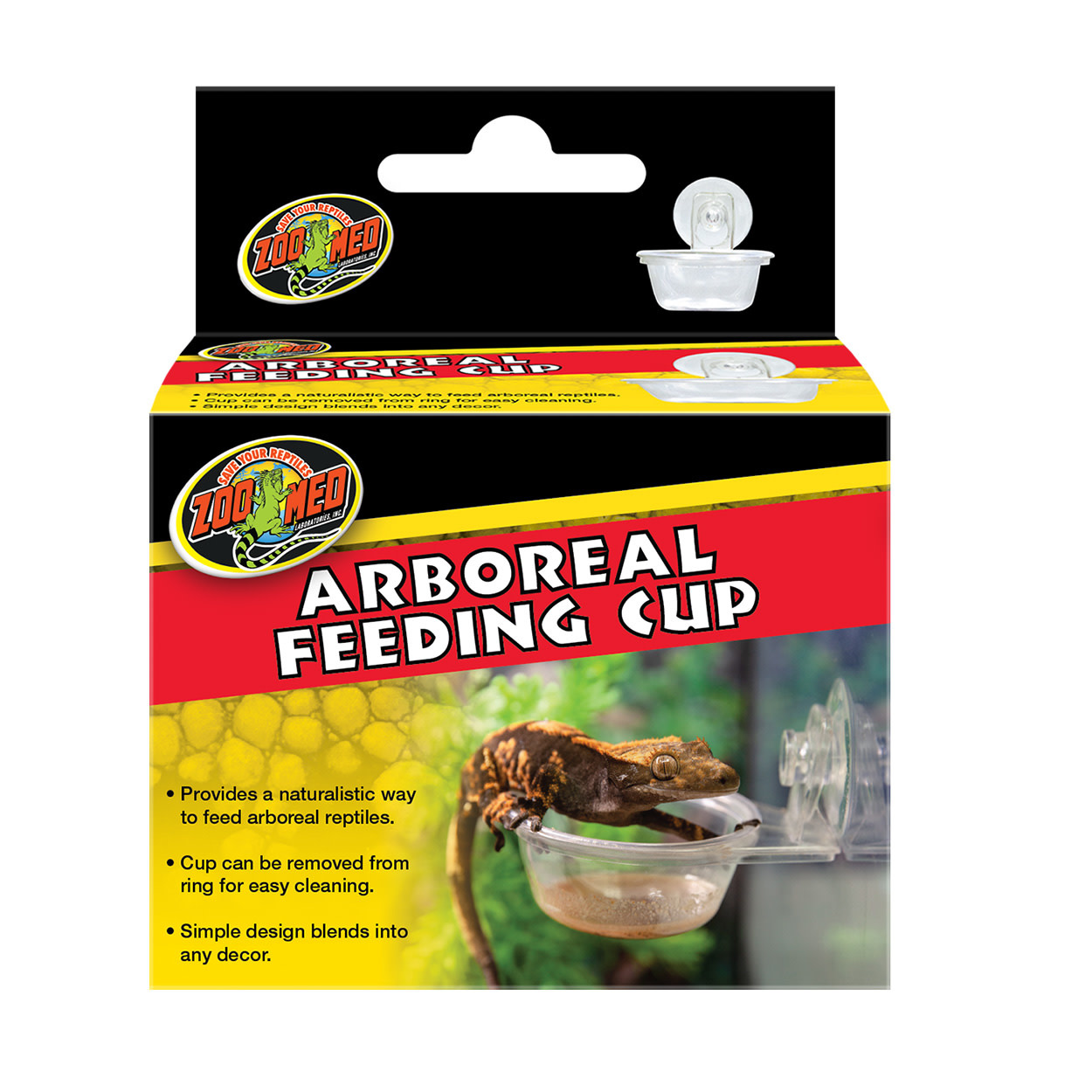 Zoomed Plat d'alimentation arboricole - Arboreal Feeding Cup