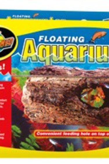 Zoomed Bûche flottante pour aquarium - Floating aquarium log