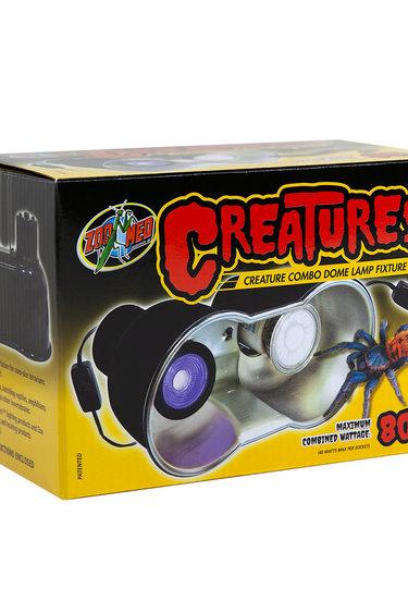 Creatures Creature Combo Dome Lamp Fixture