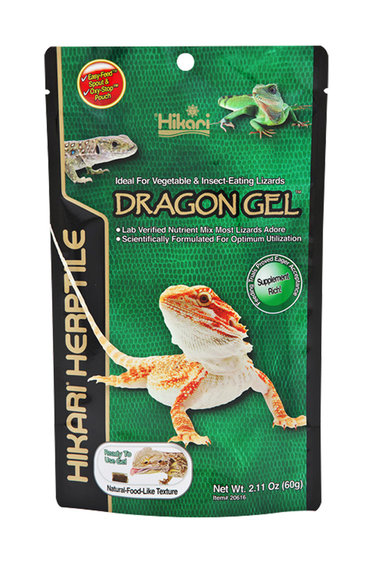 Hikari DragonGel - 2.11 oz