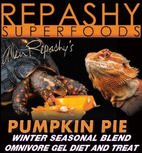 Repashy Gelée de tarte à la citrouille en gel - mélange saisonnier -  Pumpkin Pie Gel