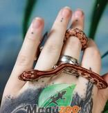 Serpent des Blés Tessera Stripe Bébé Femelle