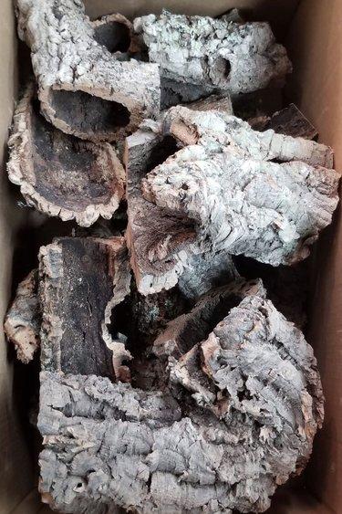 NewCal Pets Écorce nature -  Cork Pt de 15 lbs