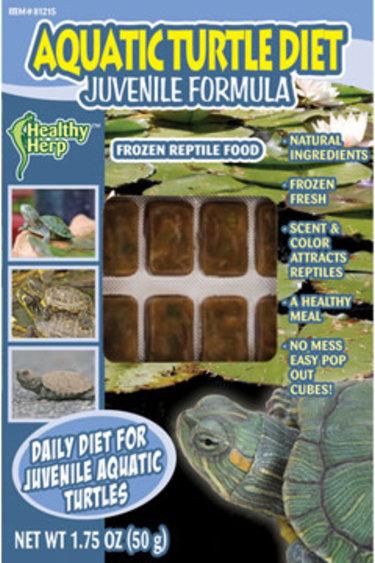 Magazoo Aliment en cubes SFBB pour tortues juvéniles, 50 g (1,75 oz)