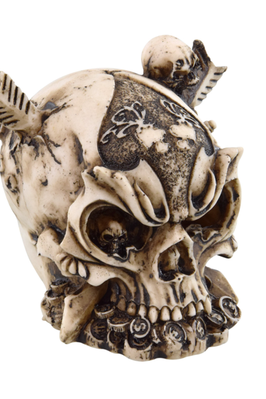 Treasures underwater Crâne de guerrier - Warrior Skull