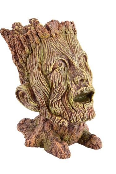 Treasures underwater Démoniste en bois - Wooden Warlock