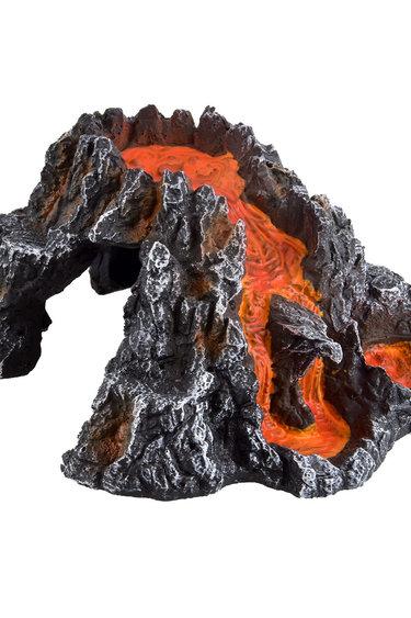 Treasures underwater Grotte de lave - Lava Cave