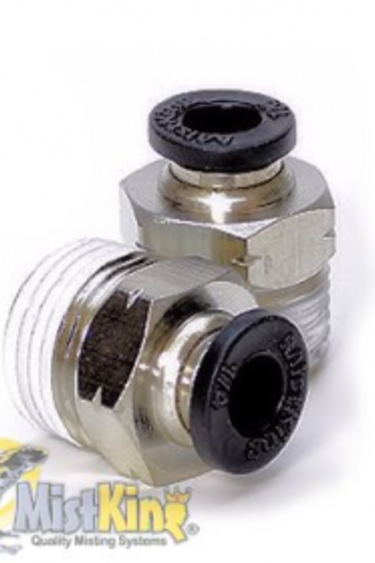 "MistKing Raccord de pompe 1/4"" - Value 1/4"" pump fitting"