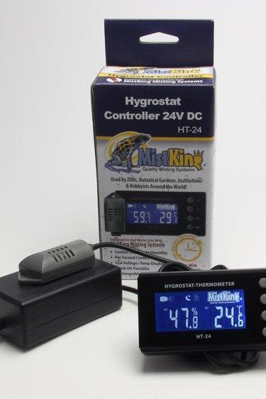 MistKing Thermomètre/Hygromètre Mist King Hygrostat/Thermometer HT-24