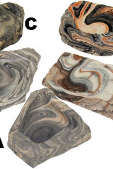 Habi-Scape Bol roche petit - Small Rock Bowl