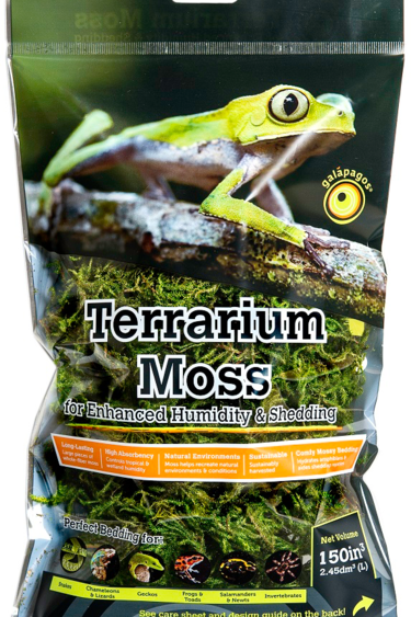 Galapagos Mousse de sphaigne verte 5 étoiles - 5 Star Green Sphagnum Moss