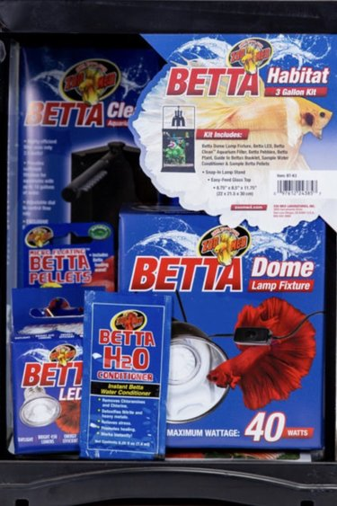 Zoomed Ensemble habitat betta - Betta Habitat Kit