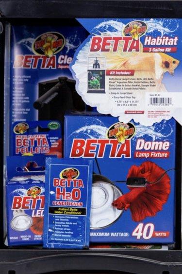 Zoomed Ensemble habitat betta - Betta Habitat Kit