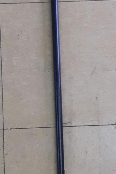 Magazoo Crochet deluxe à double poignée 32 po noir