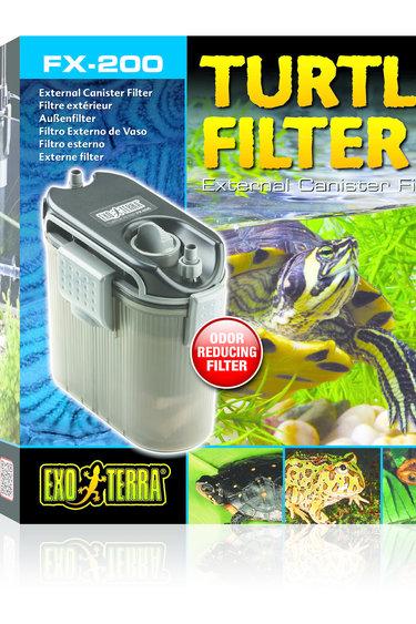 Exoterra Filtre exterieur pour tortue  FX200