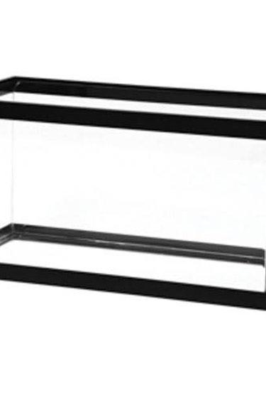 Aqueon Standard Aquarium 24x12x12 Cadre noir - Black Frame - 15 gal - Clear Silicone