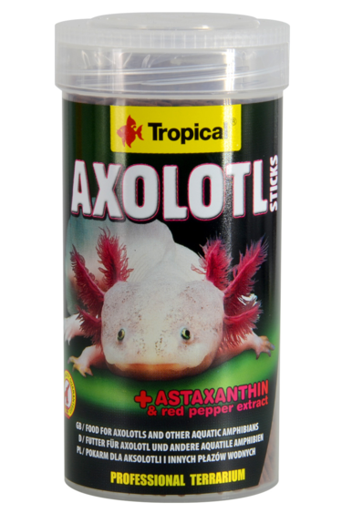 Tropical Axolotl Sticks - 135 g