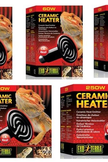 Exoterra Émetteur de chaleur en céramique