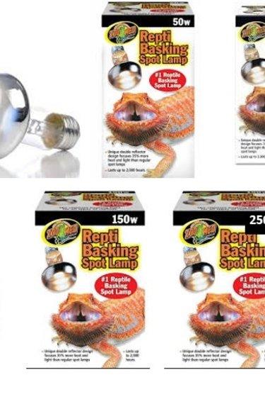 Zoomed Ampoule chauffante de jour – Basking Spot Lamp